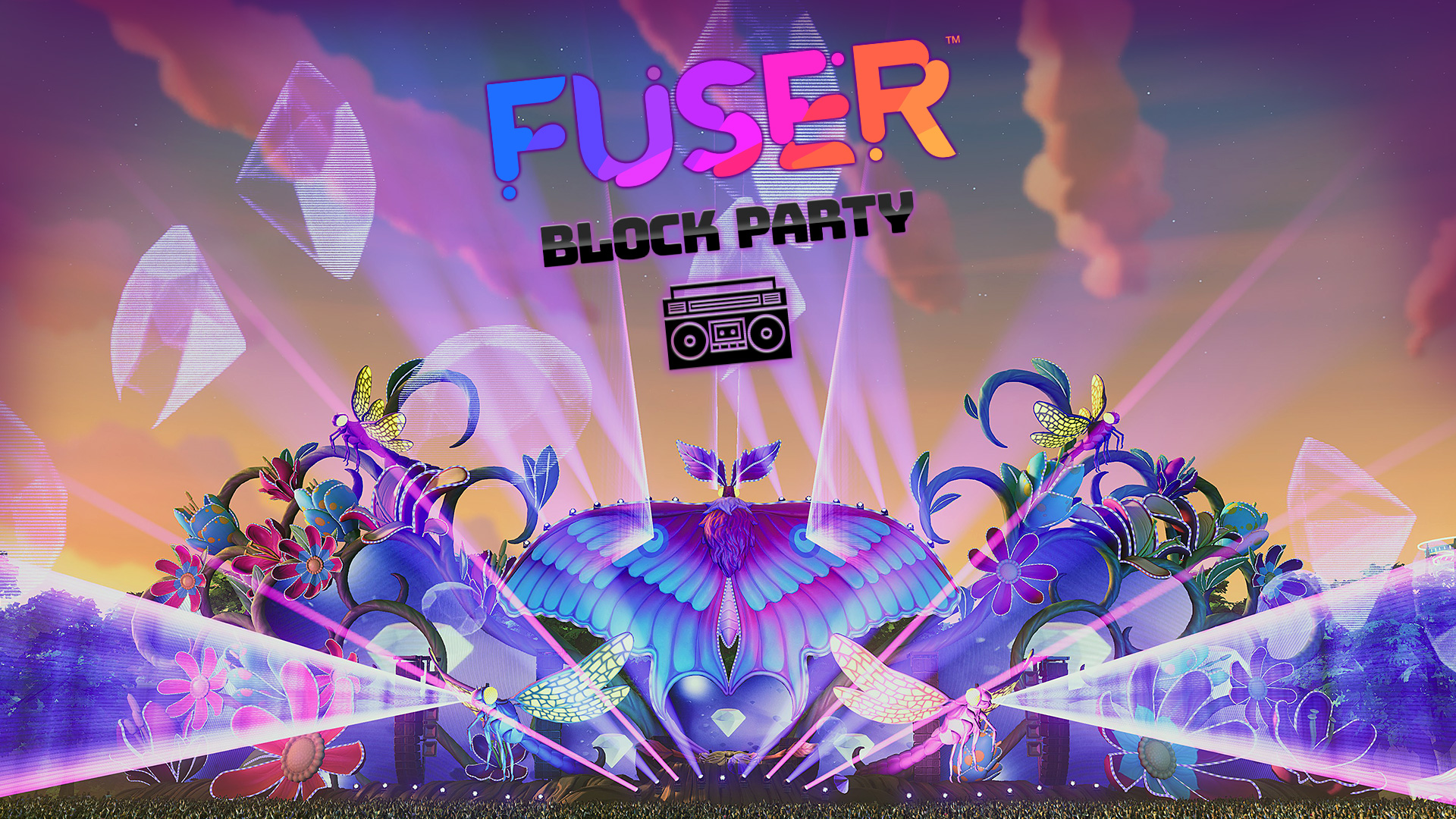 You're Invited to FUSER's Block Party!