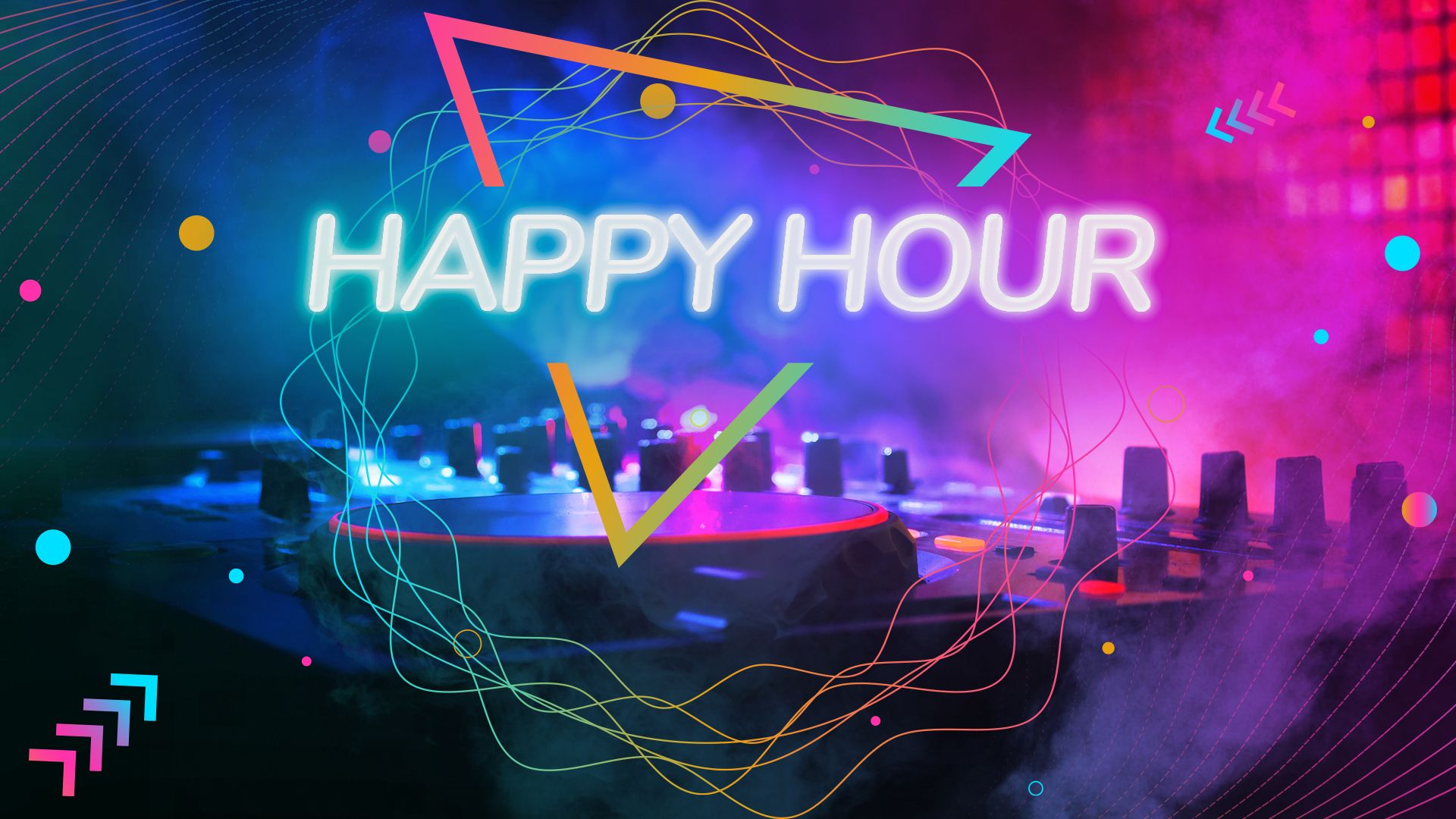 FUSER Happy Hour Brings the DJ to You