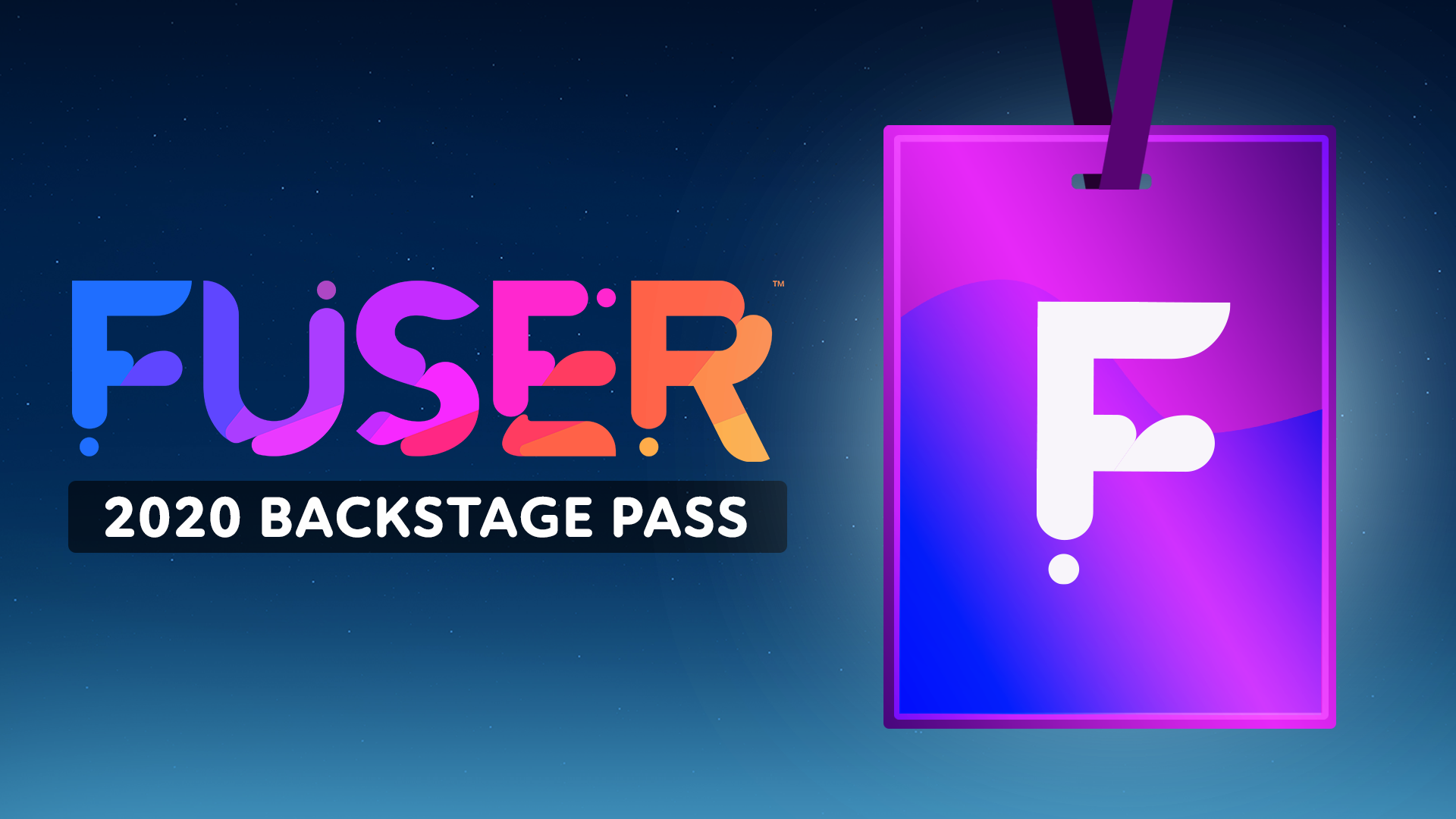 FUSER 2020 Backstage Pass and NEW Weekly DLC