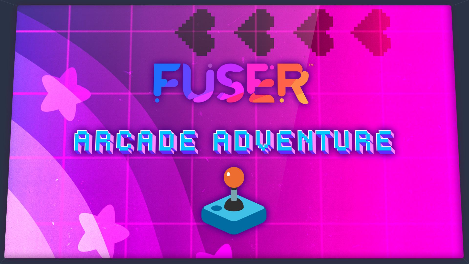 Join the Arcade Adventure on September 9!