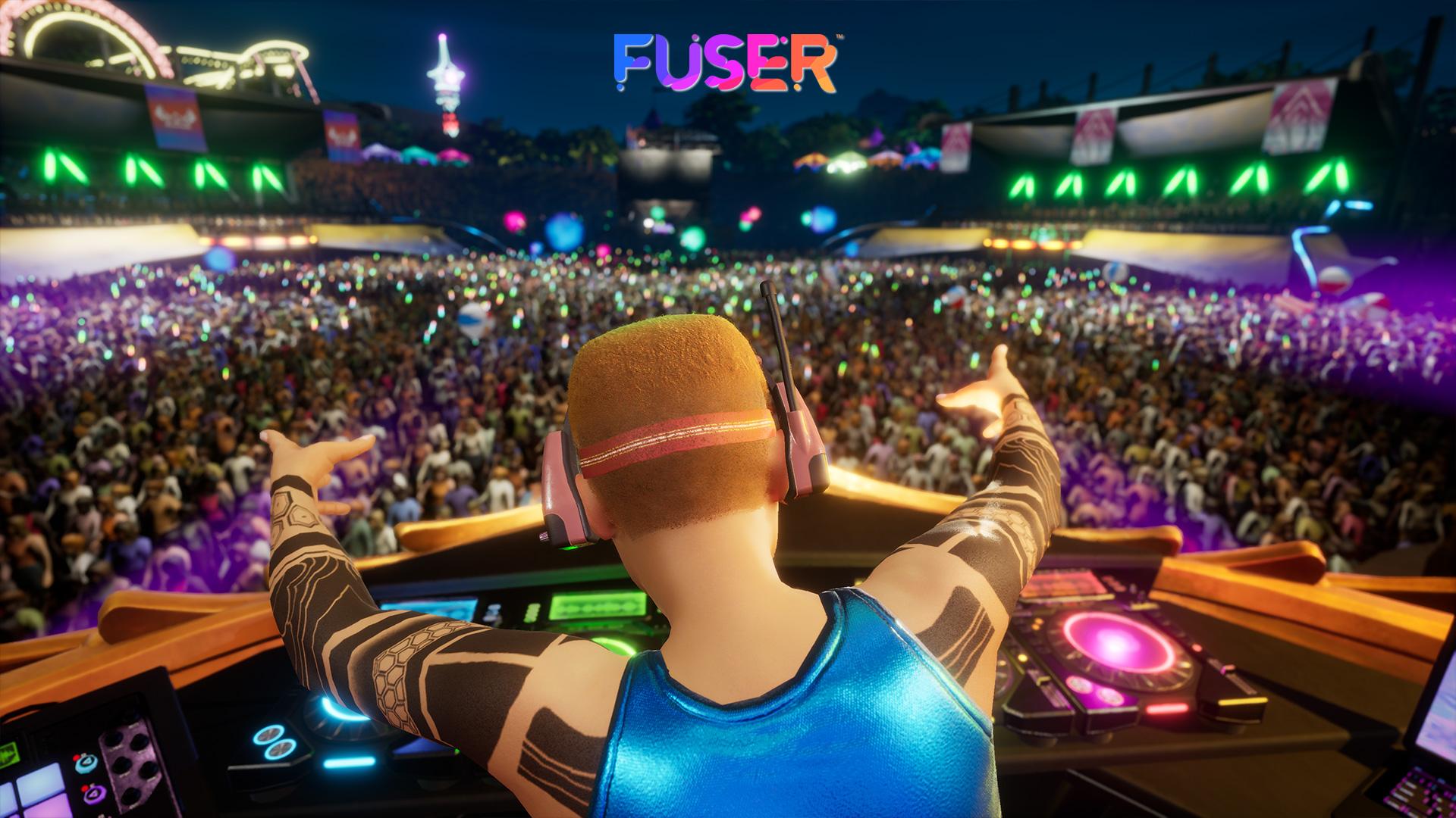FUSER Community: Masters of Mix, April 16