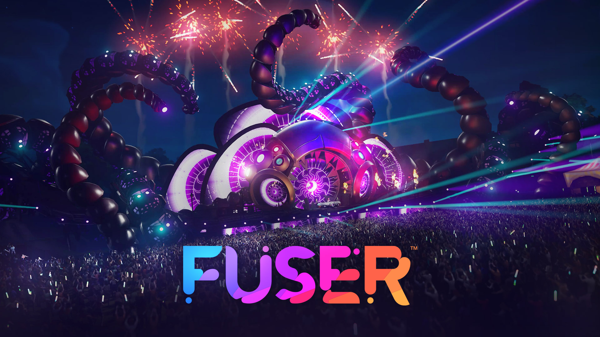 Welcome to FUSER—your crowd awaits!