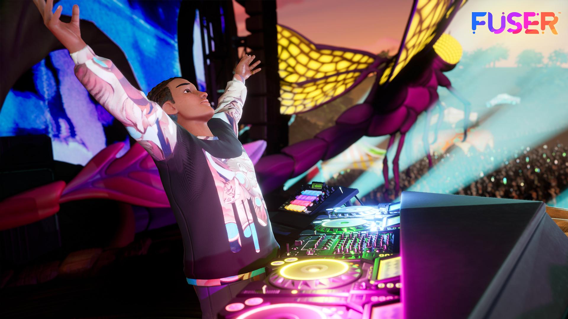 FUSER Community: Masters of Mix, February 12